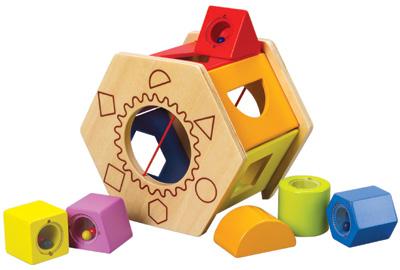 hape-bunte-sortier-box-mit-shakerbausteinen-babyspielzeug-