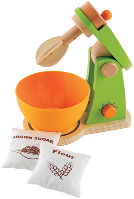 hape-standmixer-aus-holz-orange-grun-kinderspielzeug-