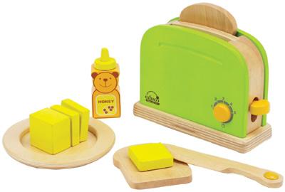 hape-toaster-mit-zubehor-aus-holz-grun-kinderspielzeug-