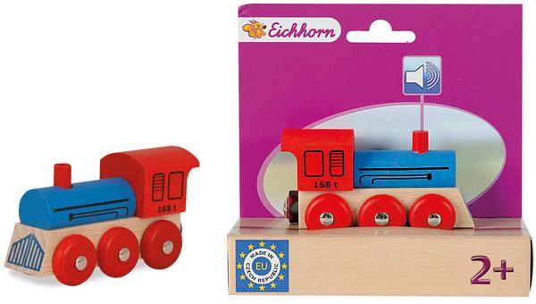 Holzeisenbahn kinder spielzeug für groß und klein