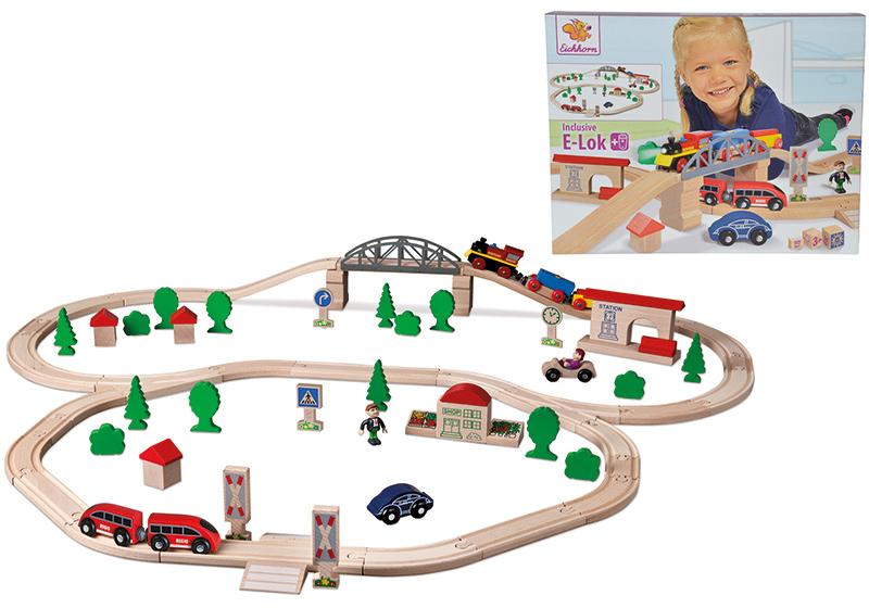 eichhorn-eisenbahn-set-mit-brucke-und-e-lok-80-teilig-kinderspielzeug-