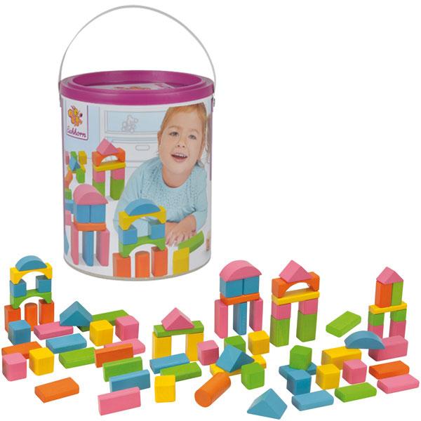 eichhorn-eimer-mit-75-holzbausteinen-happy-colours-kinderspielzeug-