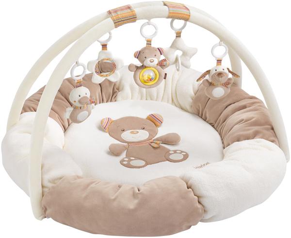 baby fehn rainbow 3 d activity spielnest teddy tom bei. Black Bedroom Furniture Sets. Home Design Ideas