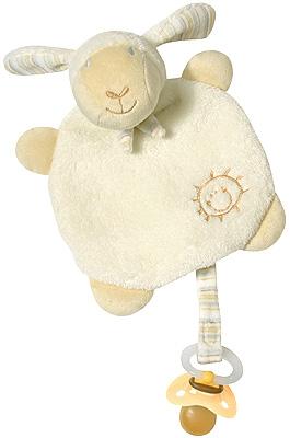 baby-fehn-babylove-schmusetuch-mit-schnullerhalter-schaf-paul-babyspielzeug-