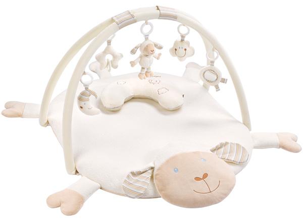 baby fehn babylove 3 d activity spieldecke schaf paul mit nackenkissen bei spielzeug24. Black Bedroom Furniture Sets. Home Design Ideas