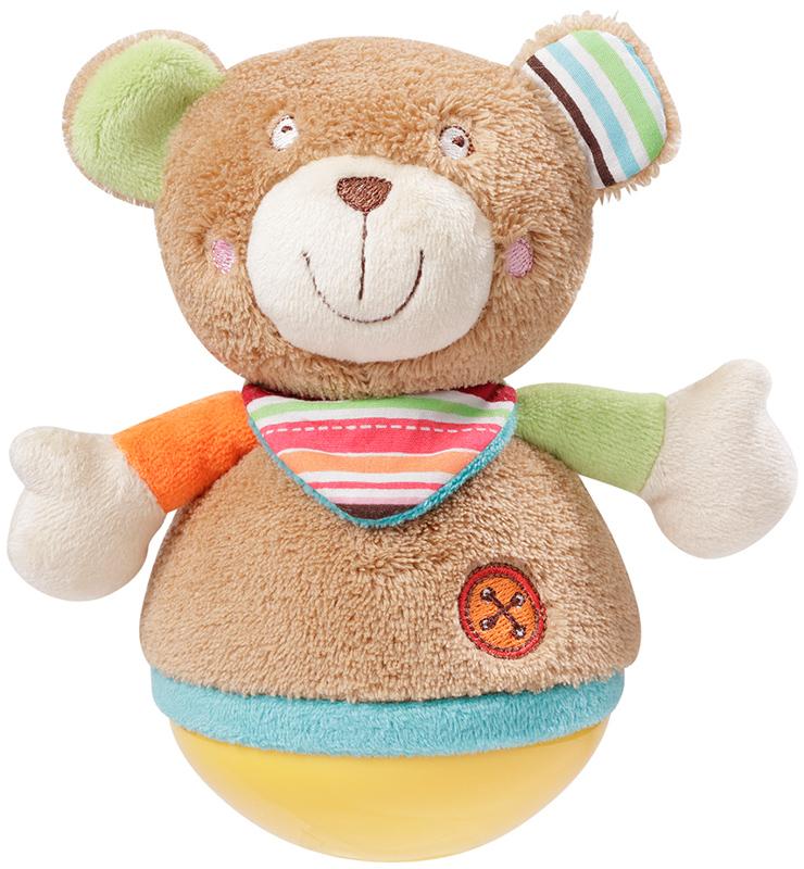 baby-fehn-oskar-stehauf-mannchen-teddy-braun-gelb-babyspielzeug-