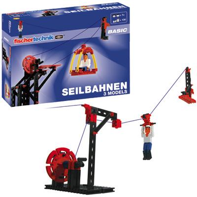 Fischer Technik Fischertechnik Basic Seilbahnen [Kinderspielzeug]