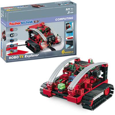 Fischer Technik Fischertechnik Computing Robo TX Explorer [Kinderspielzeug]