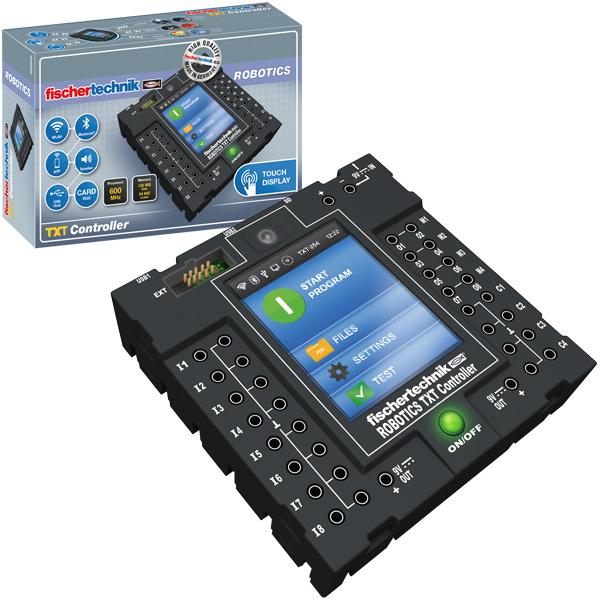 Fischer Technik Fischertechnik Robotics TXT Controller [Kinderspielzeug]
