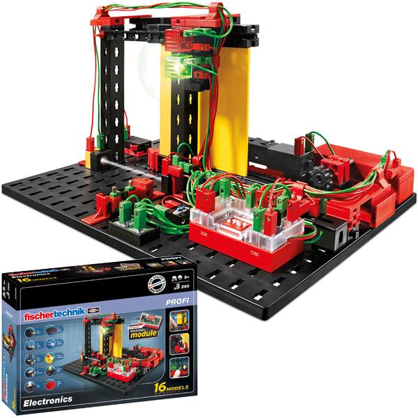 Fischer Technik Fischertechnik Profi Electronics [Kinderspielzeug]