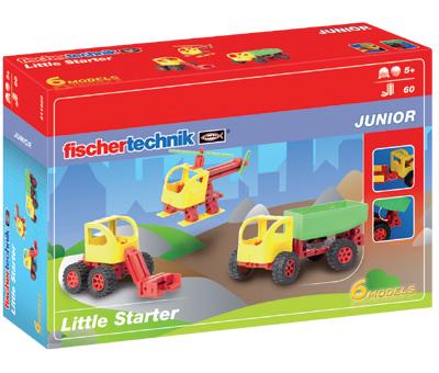 Fischer Technik Fischertechnik Junior Little Starter [Kinderspielzeug]