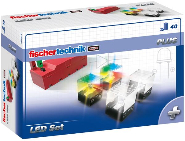 Fischer Technik Fischertechnik LED Set [Kinders...