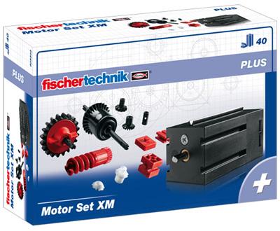 Fischer Technik Fischertechnik Plus Motor Set XM [Kinderspielzeug]