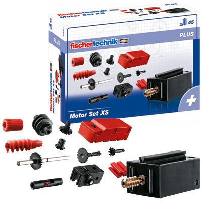 Fischer Technik Fischertechnik Motor Set XS [Kinderspielzeug]