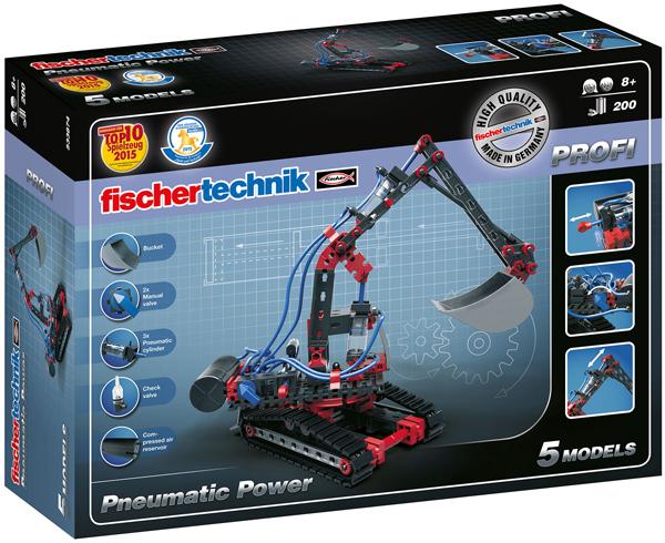 Fischer Technik Fischertechnik Profi Pneumatic Power [Kinderspielzeug]
