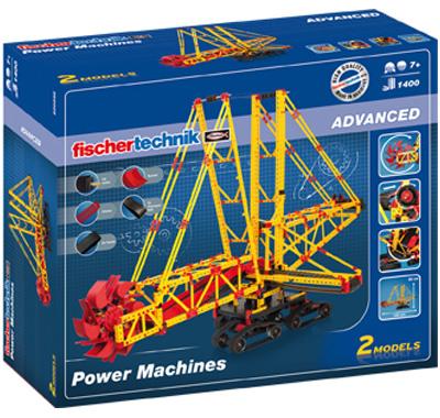 Fischer Technik Fischertechnik Advanced Power Maschines [Kinderspielzeug]