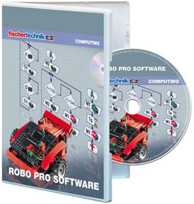 Fischer Technik Fischertechnik Robo Pro Software [Kinderspielzeug]