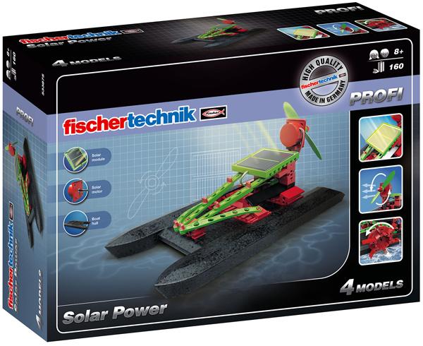 Fischer Technik Fischertechnik Profi Solar Power [Kinderspielzeug]