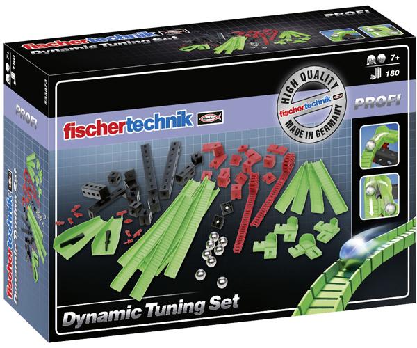 fischer technik fischertechnik profi dynamic tuning set. Black Bedroom Furniture Sets. Home Design Ideas