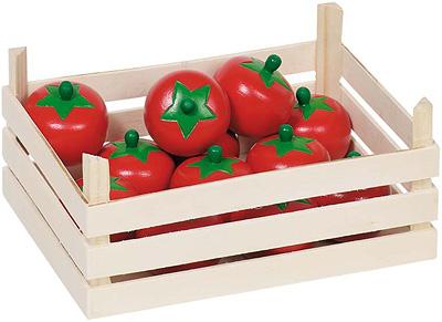 alle bewertungen zu holzkiste mit tomaten bei. Black Bedroom Furniture Sets. Home Design Ideas