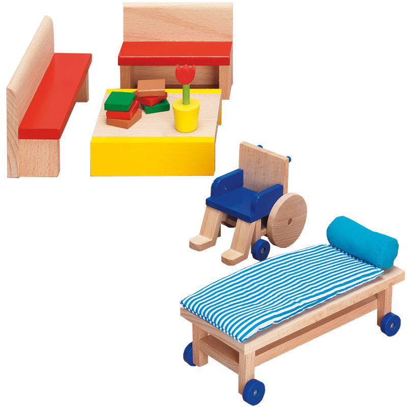 Puppenhaus kinder spielzeug für groß und klein