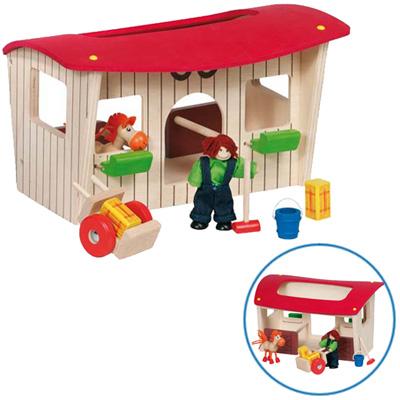 puppenhaus kinder spielzeug f r gro und klein. Black Bedroom Furniture Sets. Home Design Ideas