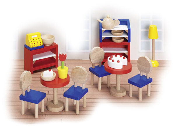 puppenhaus kinder-spielzeug für groß und klein