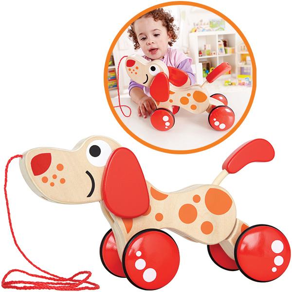 hape-nachziehtier-hund-walk-a-long-puppy-babyspielzeug-