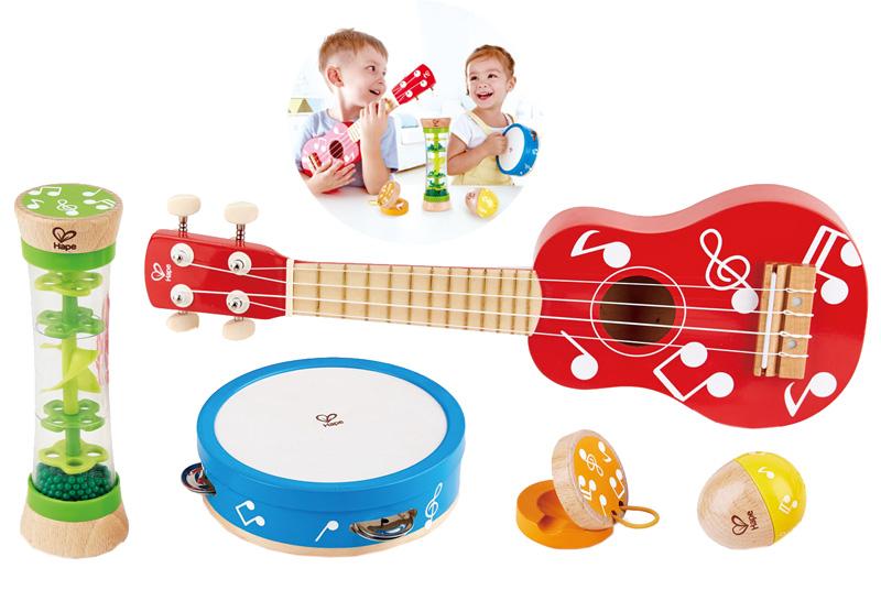 hape-musikinstrumente-aus-holz-mini-band-set-kinderspielzeug-