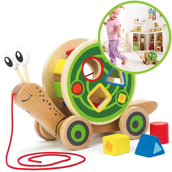 hape-nachziehtier-schnecke-2in1-babyspielzeug-