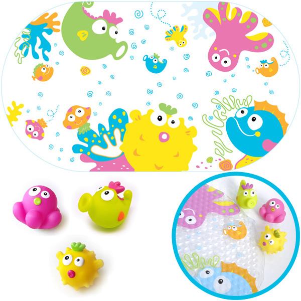 knorrtoys-escabbo-bademattenset-unterwasserwelt-babyspielzeug-