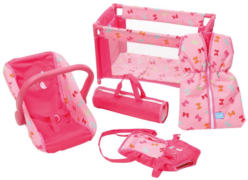 knorrtoys-lief-puppenreiseset-rosa-kinderspielzeug-