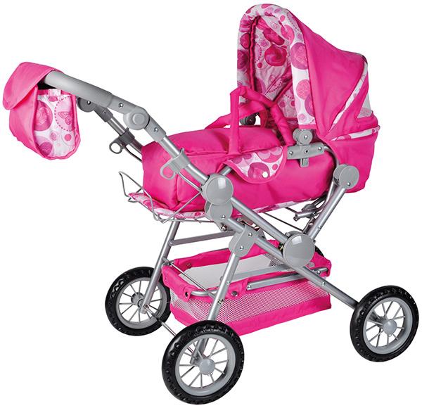 alle bewertungen zu puppenwagen twingo pink love bei. Black Bedroom Furniture Sets. Home Design Ideas