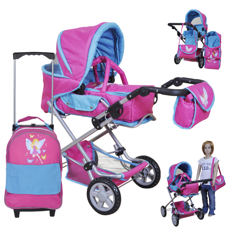 knorrtoys-puppenwagen-luke-mit-trolley-fairy-pink-blau-kinderspielzeug-