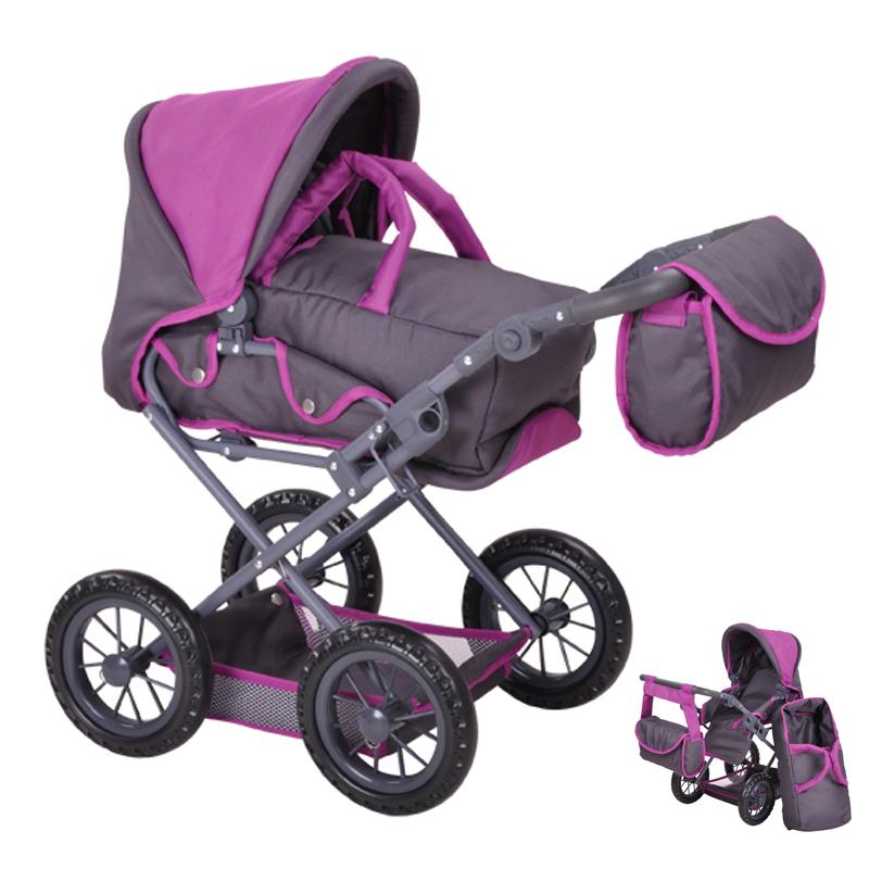 knorrtoys-puppenwagen-ruby-tec-purple-kinderspielzeug-