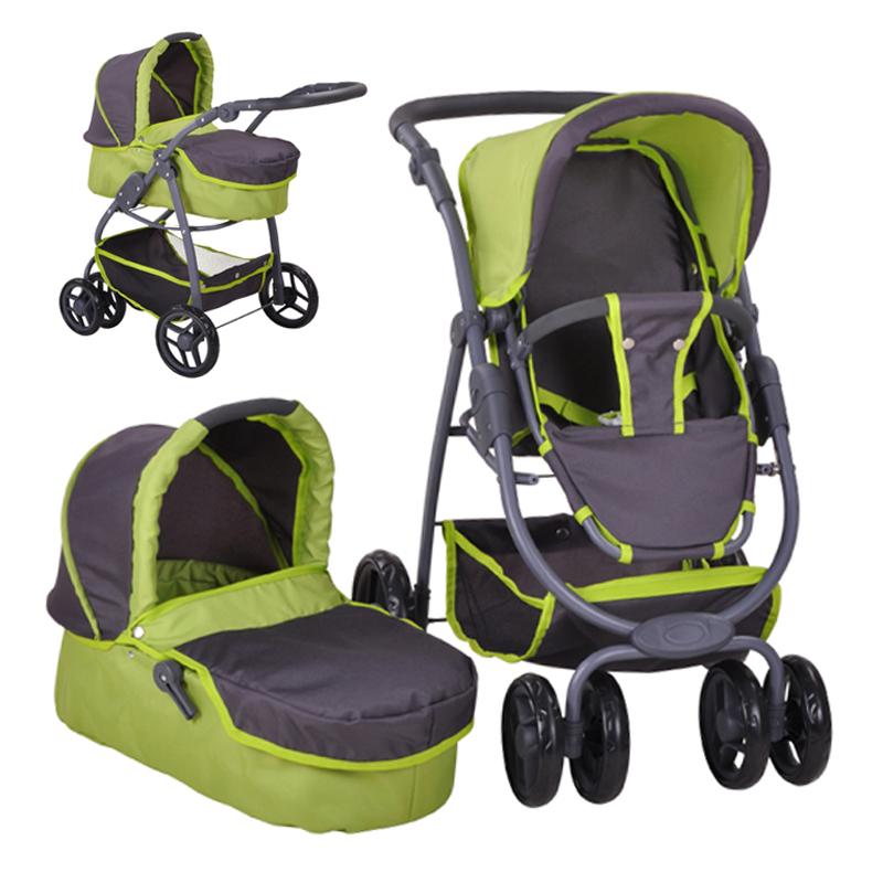 knorrtoys-puppenwagen-coco-2in1-tec-green-kinderspielzeug-