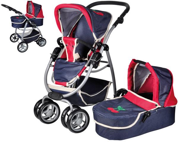 knorrtoys-puppenwagen-coco-2in1-denim-red-kinderspielzeug-