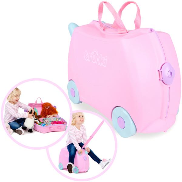 Kinderkoffer Trunki Rosie (Rosa) [Kinderspielzeug]