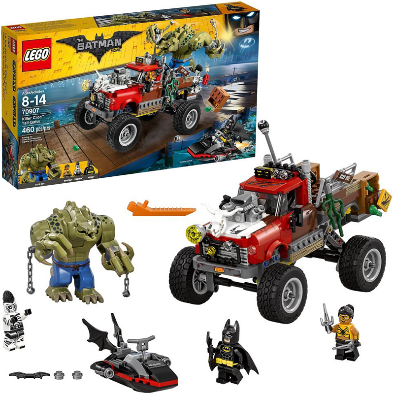 LEGO (R) Batman Movie Killer Crocs Truck 70907 ...
