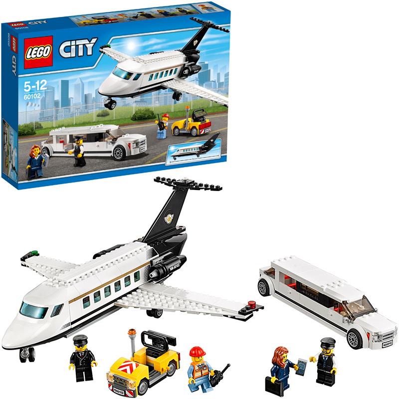 Lego City Flughafen Vip Service 60102 Bei Spielzeug24