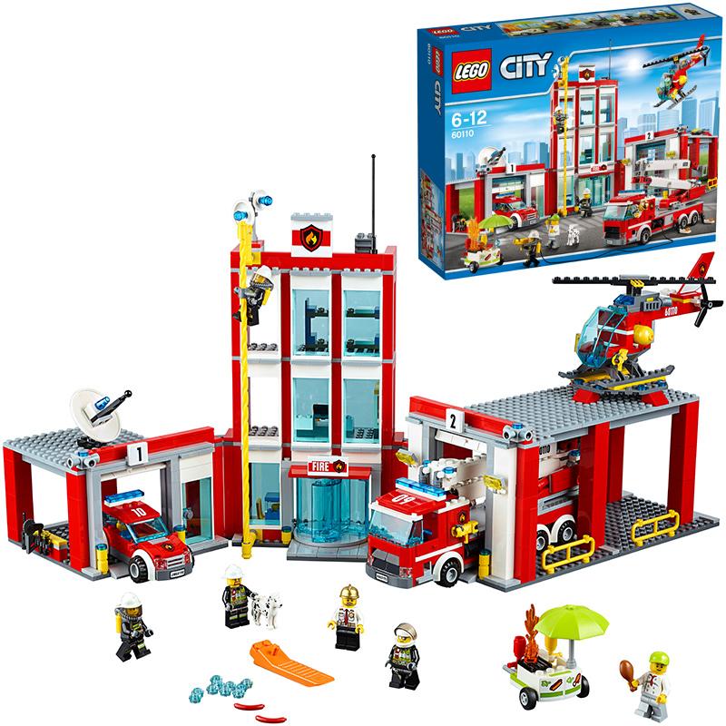 LEGO Baukästen & Sets LEGO® City 7280 Gerade Straße Kreuzung, Baukästen & Konstruktion