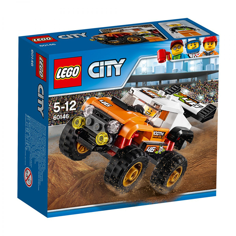 LEGO (R) City Monster-Truck 60146 [Kinderspielz...