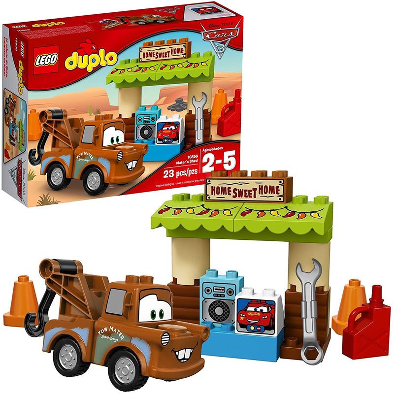 LEGO ® Duplo Cars Hooks Schuppen 10856 bei nunon.de