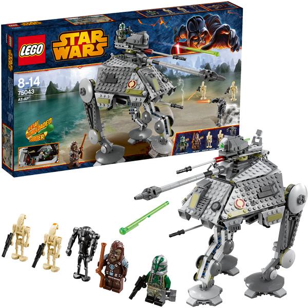 lego r star wars at ap 75043 kinderspielzeug. Black Bedroom Furniture Sets. Home Design Ideas