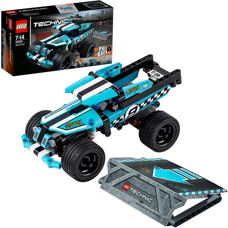 LEGO (R) Technic Stunt-Truck 42059 [Kinderspiel...
