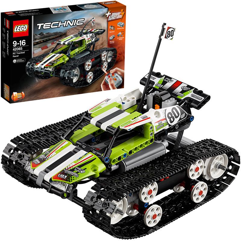 LEGO (R) Technic Ferngesteuerter Tracked Racer ...