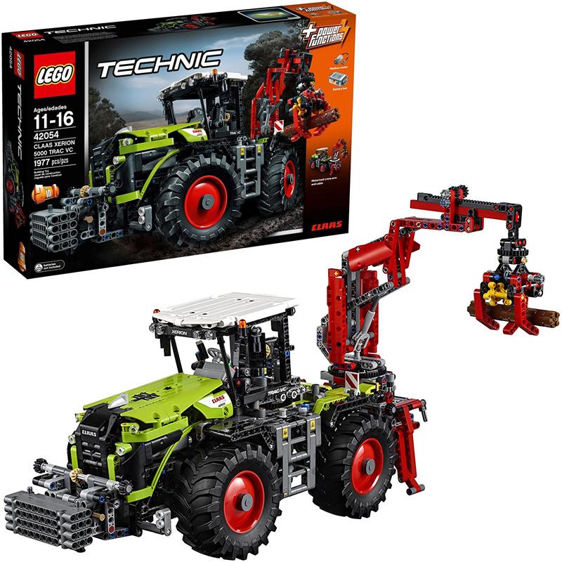 LEGO (R) Technic Claas Xerion 5000 Trac VC 4205...