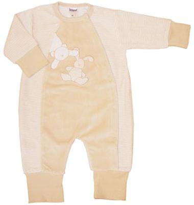 Liliput Overall Hase & Teddy Gr. 62 (Beige-Braun) [Babykleidung]