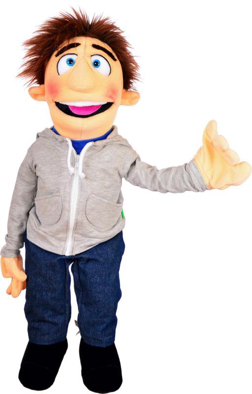 matthies-living-puppets-gro-e-handpuppe-mr-sunday-65-cm-kinderspielzeug-