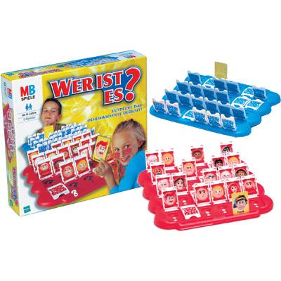 Kinderspiel Wer Bin Ich